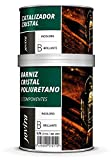 BARNIZ ASPECTO CRISTAL POLIURETANO 2 COMPONENTES BRILLANTE (750 ML)