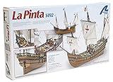 Artesanía Latina 22412. Maqueta de Barco en Madera Carabela La Pinta 1/65