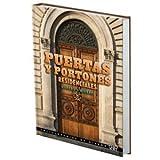 Puertas y portones residenciales de madera + hierro 1