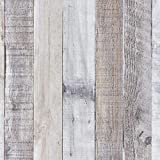 Art3d 500 x 44 cm, papel pintado autoadhesivo decorativo, papel pintado de grano de madera para muebles, gabinete, encimera, papel pintado, color gris