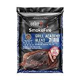 Weber Wood Grill SmokeFire-Pellets de Madera 100% Natural para Barbacoa Academy Blend, 0