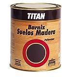 Titan - Barniz Suelo Madera Satinado 1 L. 044