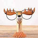 OSALAD Creativo Madera Artesanal Gafas Joyas Gafas Gafas De Sol Soporte Soporte Gran Regalo