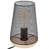 Lámpara de mesa – Estilo Diseño– Color Negro