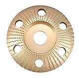 Lenere Disco de fresado con agujero para amoladora angular para trabajar la madera, discos de corte para madera de 115, 125