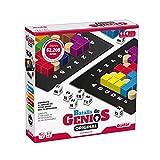 Lúdilo- Batalla de Genios Original, Juego de Mesa, Rompecabezas Madera, Juegos educativos, Juegos Inteligencia niños, Puzzles