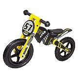 WOOMAX - Bici sin pedales madera niños 2-5 años (85370)