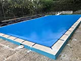 INTERNATIONAL COVER POOL Cubierta de Invierno para Piscina de 4x10 Metros (4,30x10,30 Metros)