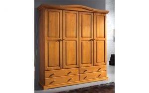 armarios de madera de pino