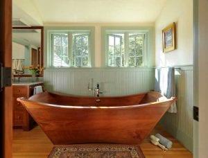 Bañeras de Madera Baratas