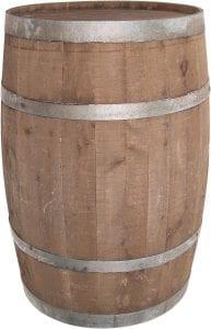 barriles de madera