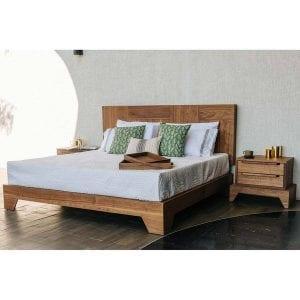 bases de cama de madera