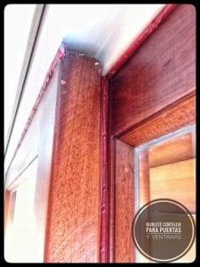 burletes para ventanas de madera