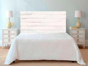 cabeceros de cama de madera