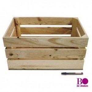 cajas de frutas de madera