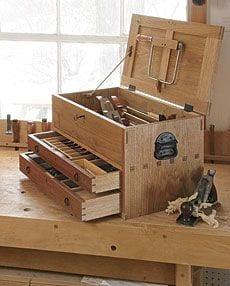 cajas de herramientas de madera
