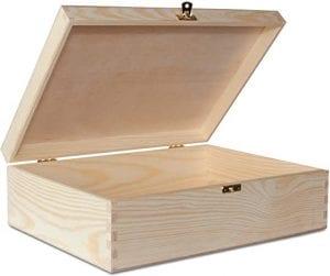 cajas de madera bonitas