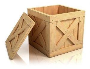 cajas de madera embalaje