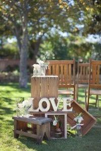 cajas de madera para boda