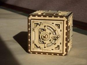 cajas secretas de madera