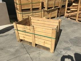 cajones grandes de madera