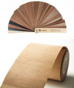 cantos de madera