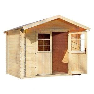 casetas de madera bauhaus