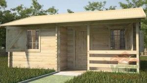 casetas de madera para vivir