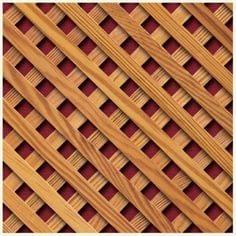 Celosias de madera baratas