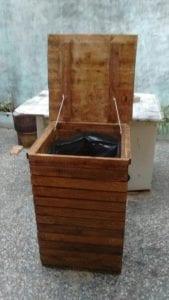 cestos de madera