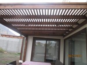 cobertizos de madera