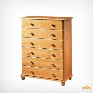 cómodas de madera baratas