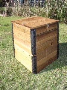 Compostadores de madera