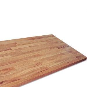 encimeras de madera maciza
