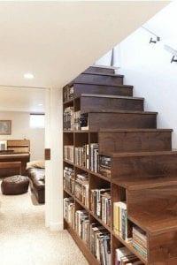 escaleras de madera baratas