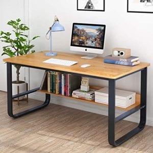 escritorio de madera modernos