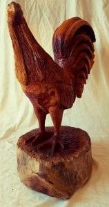 escultura de madera talladas