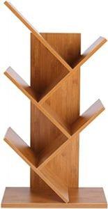 estanterias de madera para libros