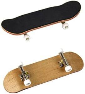 finger skate de madera