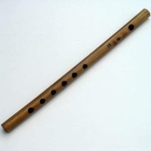 flautas de madera