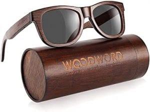 gafas de sol de madera polarizadas
