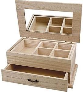 joyeros de madera
