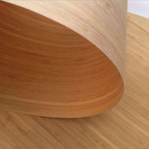 láminas de madera para enchapar