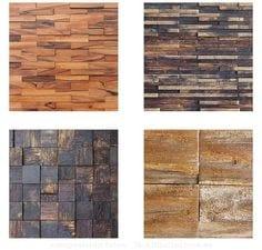 láminas de madera para paredes
