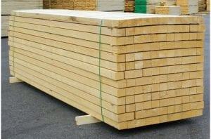 listones de madera 3 metros