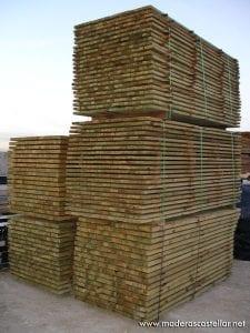 listones de madera baratos