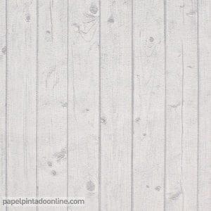 listones de madera blancos