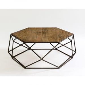 mesas de centro de madera y…