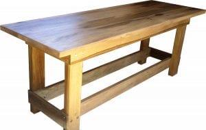 mesas de trabajo de madera