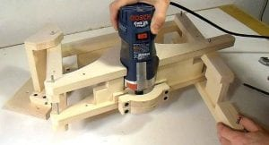 mesas para fresadoras de madera